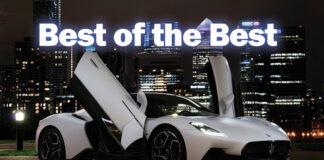 """Red Dot'tan Maserati MC20'ye """"En İyinin de İyisi"""" ödülü"""