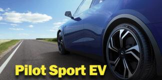 Elektrikli spor araçlara özel lastik: Michelin Pilot Sport EV