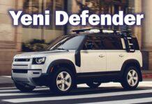 Yeni Land Rover Defender'a Yılın En İyi Tasarıma Sahip Araç Ödülü