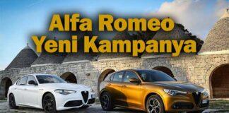 Alfa Romeo modellerinde dizel otomatik kampanyası