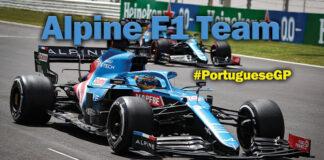 Alpine F1 Team Portekiz Grand Prix'sine iyi başladı!