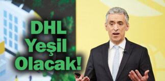 Deutsche Post DHL Group'tan lojistik projelerine 7 milyar Euro