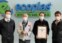 Ecoplas'a Toyota'dan anlamlı ödül!