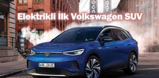 World Car of the Year ödülü Volkswagen ID.4'e verildi