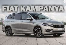 Fiat Türkiye'nin, özel Nisan kampanyası sürüyor