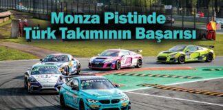 Borusan Otomotiv Motorsport, GT4 Avrupa Serisi'ne iyi başladı