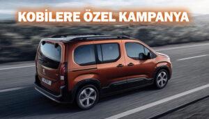 Peugeot Rifter'de KOBİ'lere özel kampanya var!
