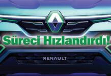 Renault, yeni dizel motor yatırımını iptal etti