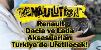 Renault Grubu, Türkiye'ye mühendislik ekibi kuruyor