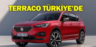 SEAT SUV ailesinin en büyük üyesi Tarraco Türkiye'de