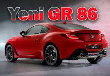 Yeni GR 86