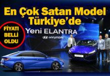 Yeni Hyundai ELANTRA Parametrik Dinamik dizayn felsefesi ürünü!
