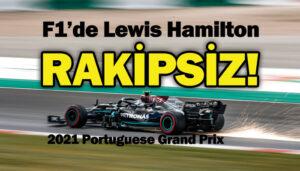Formula 1 Portekiz GP