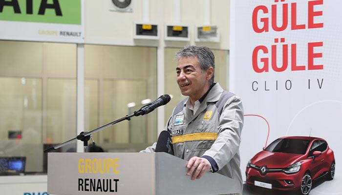 Oyak Renault Araç Fabrika Direktörü Murat Taşdelen
