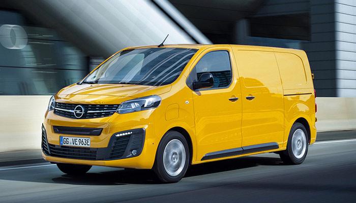 """Opel Vivaro-e, """"2021 Yılın Uluslararası Vanı"""""""