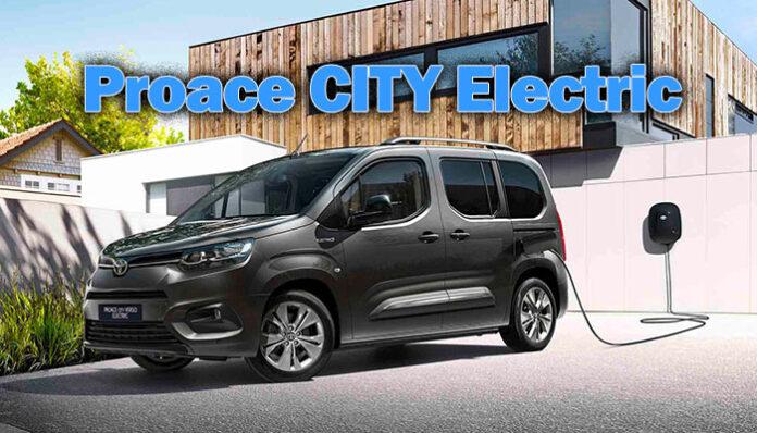 Toyota Yeni Proace City