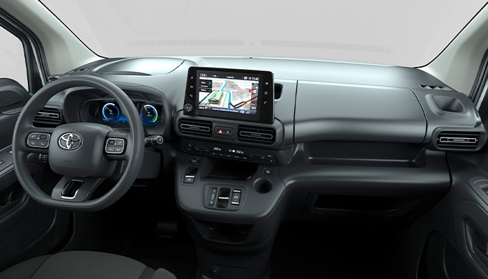 Yeni Toyota Proace CITY Electric