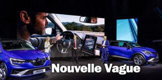 Renault tutkularını yeniden şekillendiriyor!
