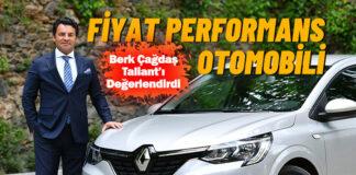 Berk Çağdaş: Türkiye, Renault Grubu için çok büyük bir önem taşıyor!