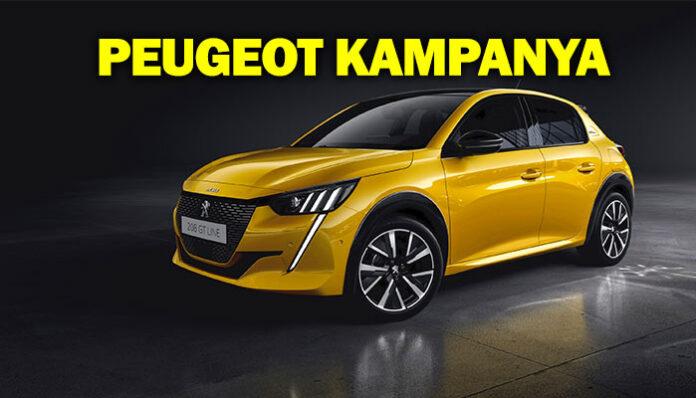Peugeot Türkiye Eylül kampanya detaylarını duyurdu