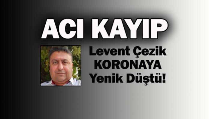Otomobil gazetecileri camiası'nın sevilen ismi Levent Çezik vefat etti