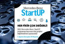 Mercedes'in StartUP yarışmasına 43 ilden 633 startup başvurdu