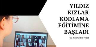 Mercedes-Benz'den Yıldız Kızlara teknolojileri ve kodlama eğitimleri