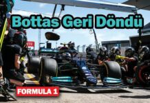 F1 Portekiz GP'sinde pole pozisyon Valtteri Bottas'ın