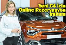 Citroen'den kapanma dönemine özel online satış!