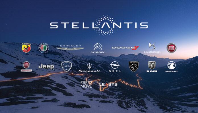 Stellantis 2021