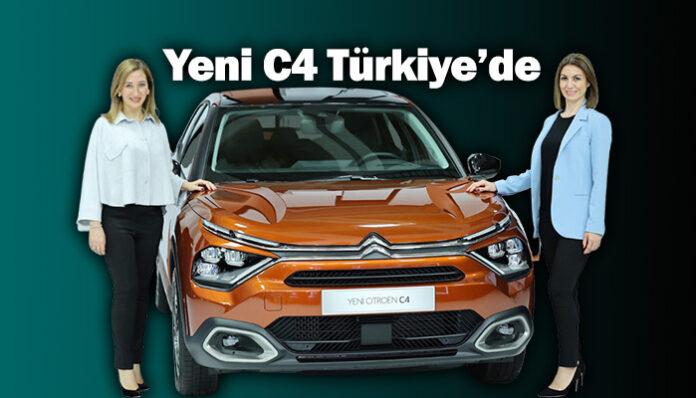 Yeni C4, kompakt hatchback sınıfına SUV havası getiriyor