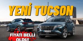 Yeni Hyundai Tucson Türkiye'de satışa sunuldu