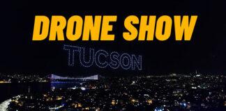 Hyundai Tucson Drone show
