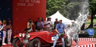 Efsane yarış Mille Miglia, Alfa Romeo