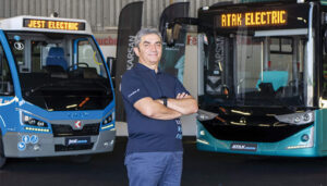 Karsan Jest Electric, Avrupa pazarının lideri!