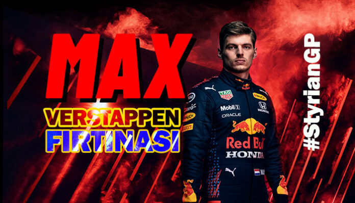 F1 Avusturya GP'sinde Verstappen zafere rahat ulaştı!