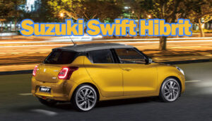 Suzuki Swift Hibrit