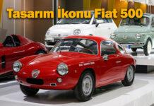 Fiat 500, Milano'daki ADI Tasarım Müzesi koleksiyonunda