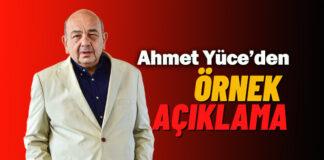 Ahmet Yüce açıkladı: Yüce Auto Skoda'da işten çıkarma olmayacak!