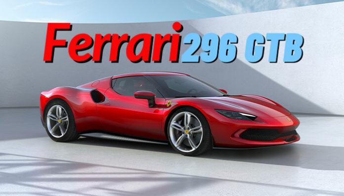 Ferrari 296 GTB ile sınırları zorluyor!