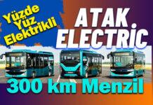 Karsan, otomotiv devi Almanya'ya elektrikli otobüs satacak