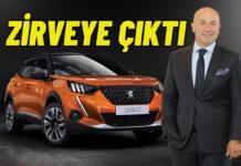Peugeot Mayıs ayında SUV sınıfının şampiyonu oldu