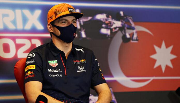 F1 Azerbaycan GP'sinde Red Bull Honda