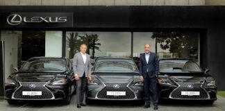 Enterprise, Lexus ES 300h ile hibrit filosunu güçlendiriyor