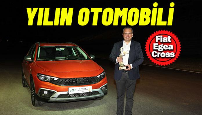 Türkiye'de Yılın Otomobili Fiat Egea Cross