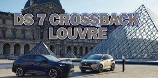 DS 7 CROSSBACK LOUVRE özel serisi Türkiye'de de satılacak!