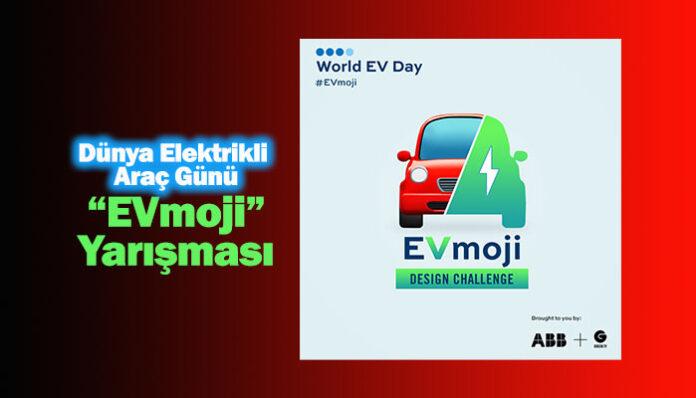 2021 Dünya Elektrikli Araç Günü için araç emojisini tasarlayın