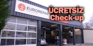 Eurorepar Car Service Türkiye'den yüzde 15 parça ve işçilik indirimi