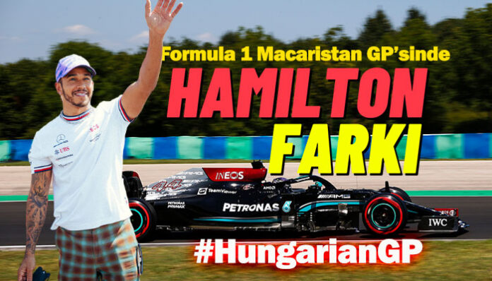 Formula 1 Macaristan GP'sinde ilk çizgi Mercedes'in!