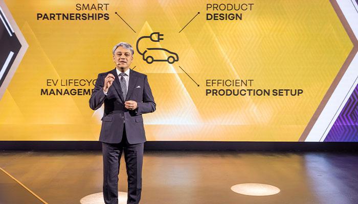 Renault Grubu CEO'su Luca de Meo